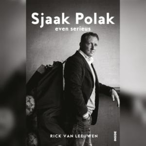 Sjaak Polak boek gesigneerd FC de Rebellen
