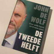 John de Wolf boek de tweede helft de 2e helft