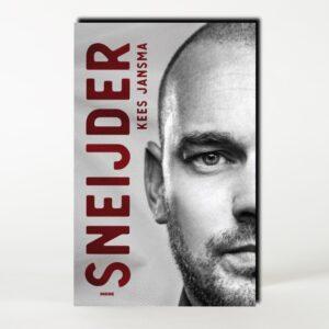 Officiele Biografie Wesley Sneijder gesigneerd FC de Rebellen shop
